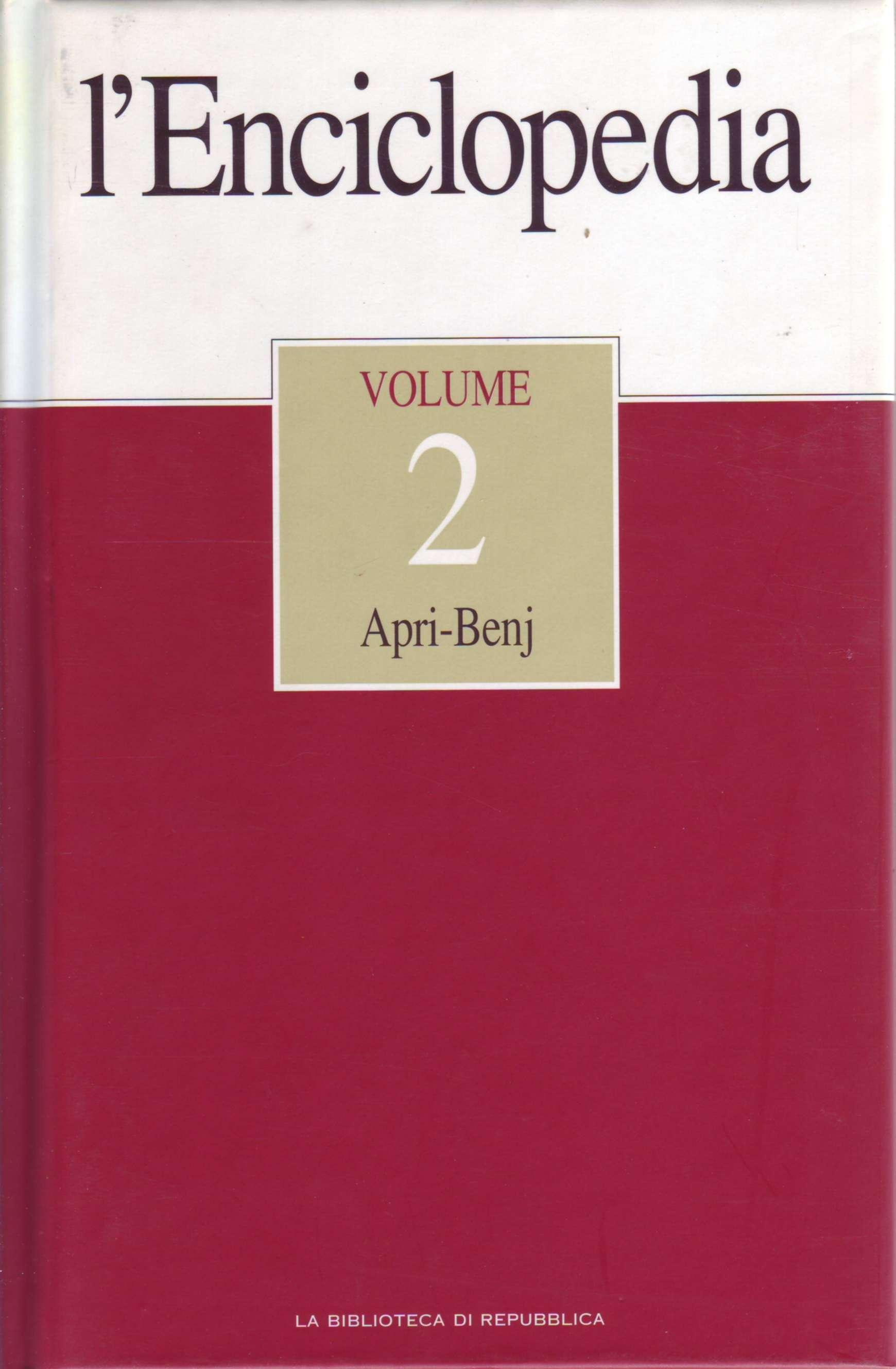 L'Enciclopedia - Vol. 2