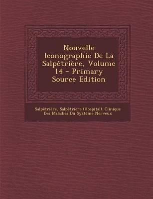 Nouvelle Iconographie de La Salpetriere, Volume 14 - Primary Source Edition