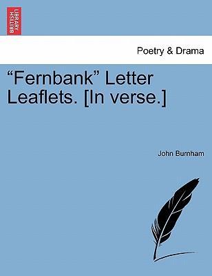 Fernbank Letter Leaflets. [In verse.]