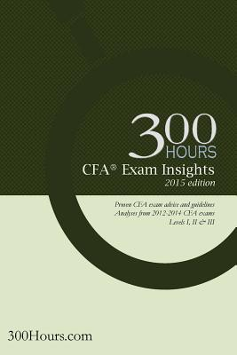 300 Hours CFA Exam Insights 2015