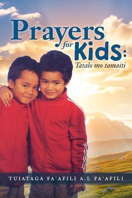 Prayers for Kids / Tatalo Mo Tamaiti