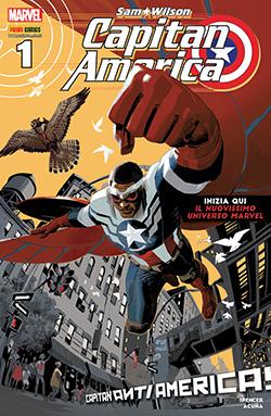 Capitan America n. 71