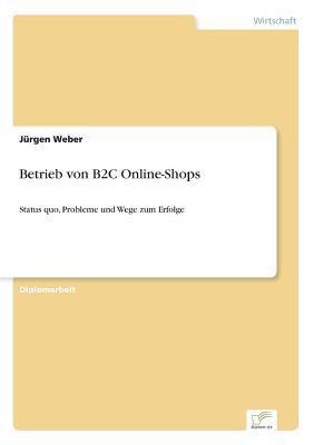 Betrieb von B2C Online-Shops