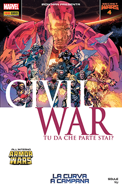 Iron Man & New Avengers n. 36