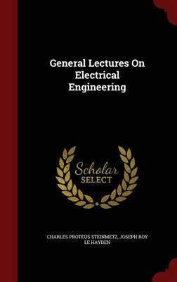 General Lectures on ...