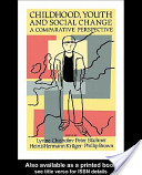Childhood, Youth And Social Change