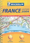 Michelin 2004 France Atlas