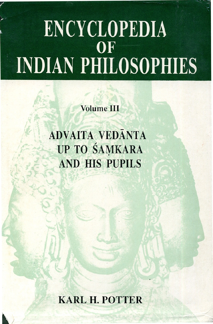 Encyclopedia of Indian Philosophies, Vol. 3
