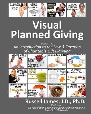 Visual Planned Giving Black & White