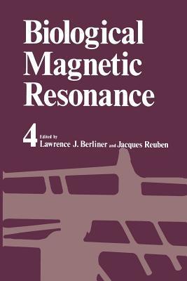 Biological Magnetic Resonance