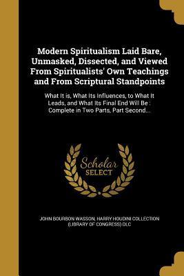 MODERN SPIRITUALISM LAID BARE