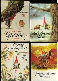Teeny Tiny Gnome Tomes