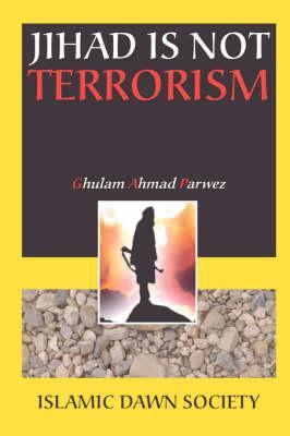 Jihad is Not Terrorism