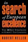 In Search of European Excellence