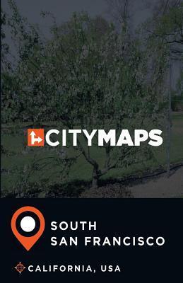 City Maps South San Francisco, California, USA