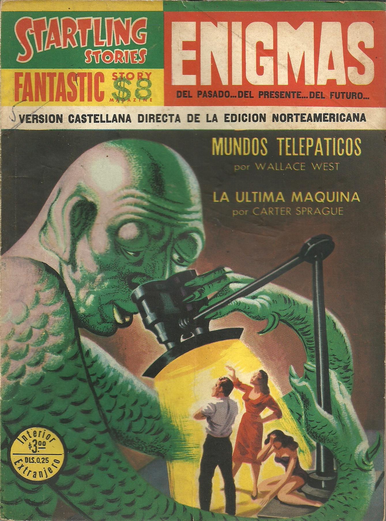Enigmas #8