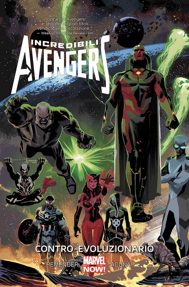 Incredibili Avengers...
