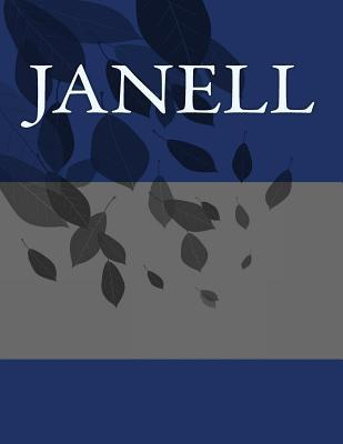 Janell Write in Book