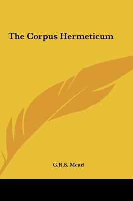 The Corpus Hermeticu...