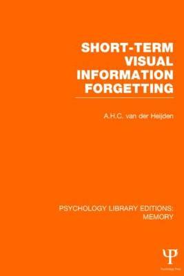 Short-term Visual Information Forgetting (PLE