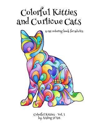 Colorful Kitties and Curlicue Cats