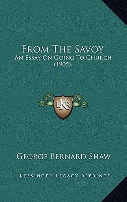From the Savoy