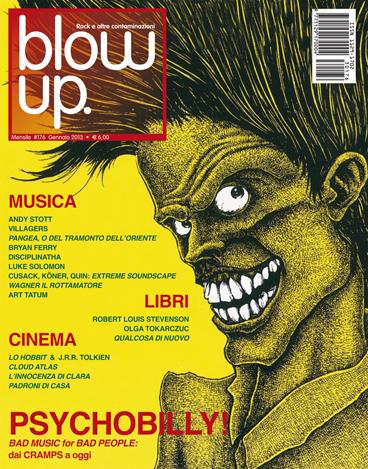 Blow Up. 176 (gennaio 2013)