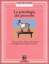 La psicologia dei proverbi