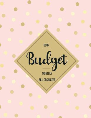 Budget Book Monthly Bill Organizer