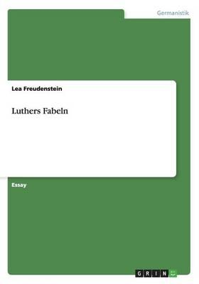 Luthers Fabeln