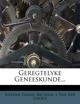 Geregtelyke Geneesku...