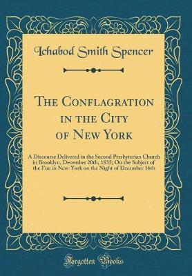 The Conflagration in the City of New York