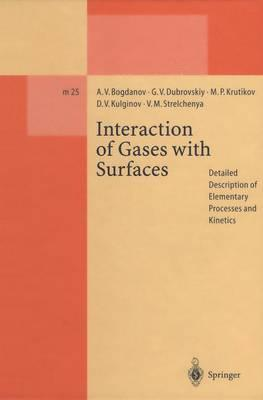 Interaction of Gases With Surfaces