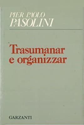 Transumanar e organizzar