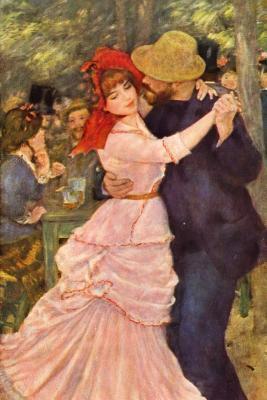 Pierre-auguste Renoir's Dance at Bougival Art of Life Journal