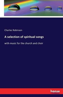A selection of spiritual songs