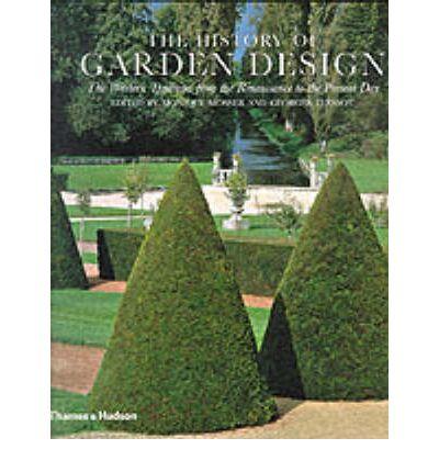 The history of garden design