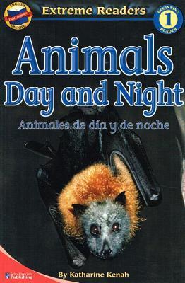 Animals Day And Night/animales De Dia Y De Noche