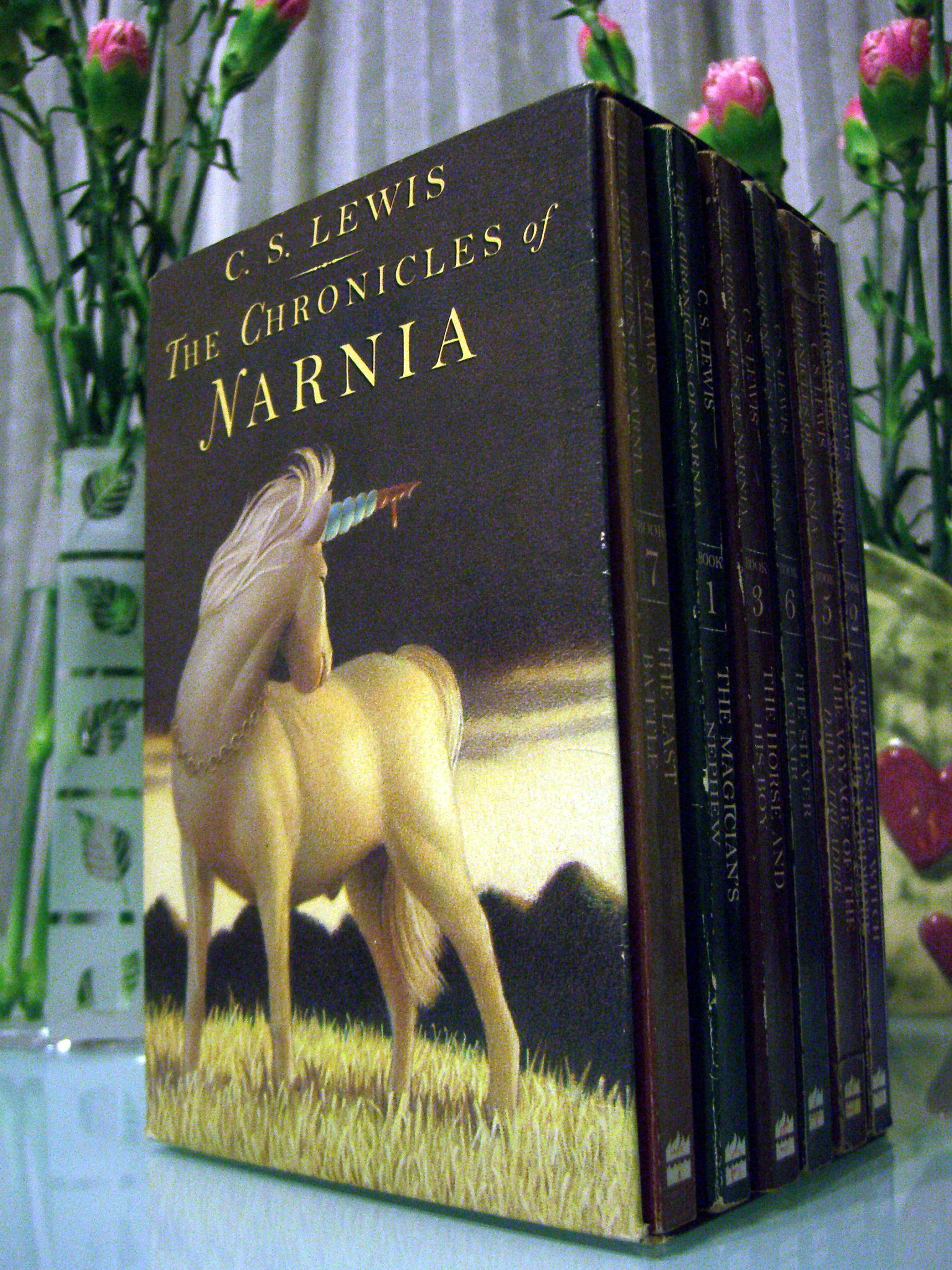 The Chronicles of Narnia: Boxed Set
