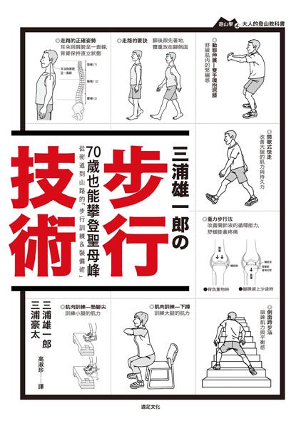 三浦雄一郎の步行技術