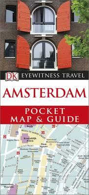 DK Eyewitness Pocket Map and Guide