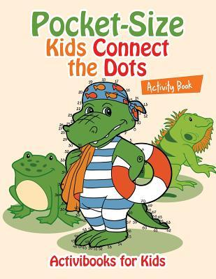 Pocket-Size Kids Connect the Dots Activity Book