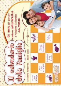 Mensabook. Calendario da tavola per la famiglia
