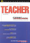 Teacher career starter