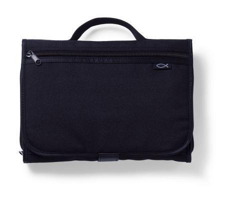 Tri-fold Organizer Black Xxl