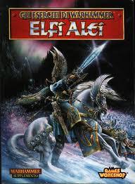 Gli eserciti di Warhammer - Elfi Alti