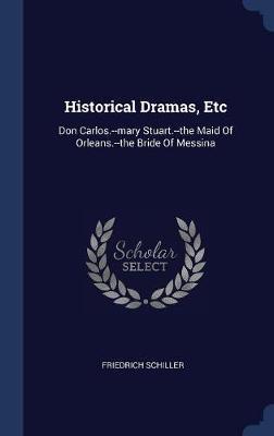 Historical Dramas, Etc
