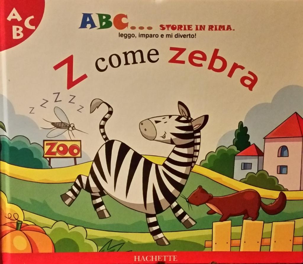 Z come zebra