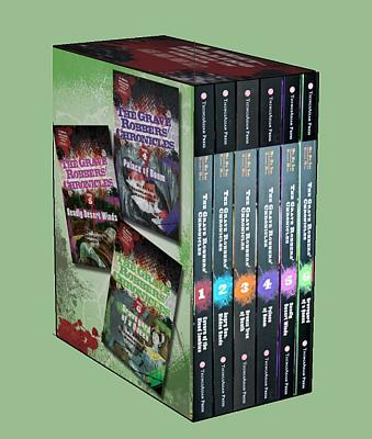 Grave Robbers' Chronicles Vol 1-6 Box Set