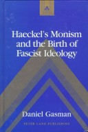 Haeckel's monism and the birth of fascist ideology